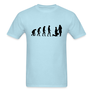 Evolved to Engagement T-Shirts