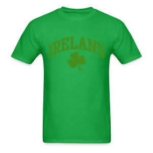 Glitter Green Ireland T-Shirt - Men's T-Shirt