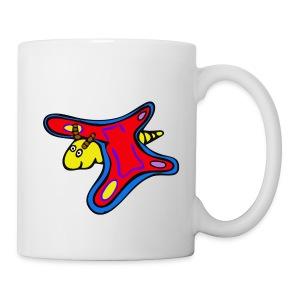 butterfly riddle mug - Coffee/Tea Mug