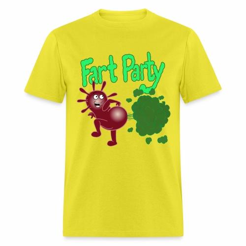 Fart Party - Men's T-Shirt