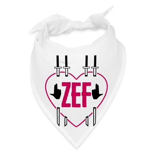Zef Heart Bandana - Bandana