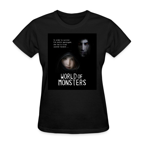 World Of Monsters Women's Shirt - Women's T-Shirt