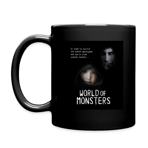 World Of Monsters Mug  - Full Color Mug