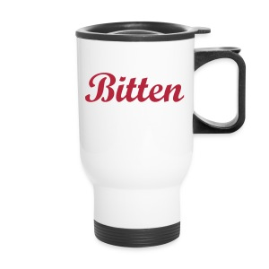 Bitten Travel Mug Red - Travel Mug