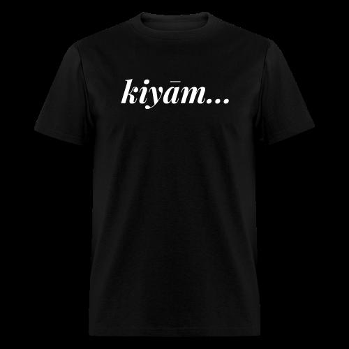 Men's Kiyam Tshirt  - Men's T-Shirt