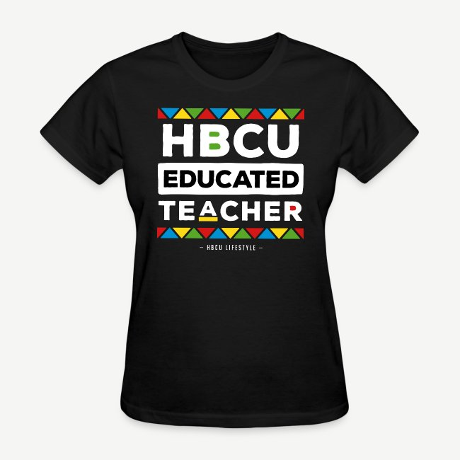 HBCU Educated Teacher