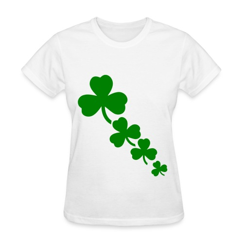 Shamrocks - Women's T-Shirt