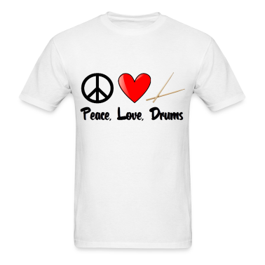 Peace, Love, Drums