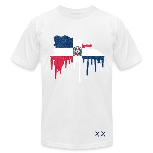 x DR x designed by Alexandro's Casa - Men's T-Shirt by American Apparel