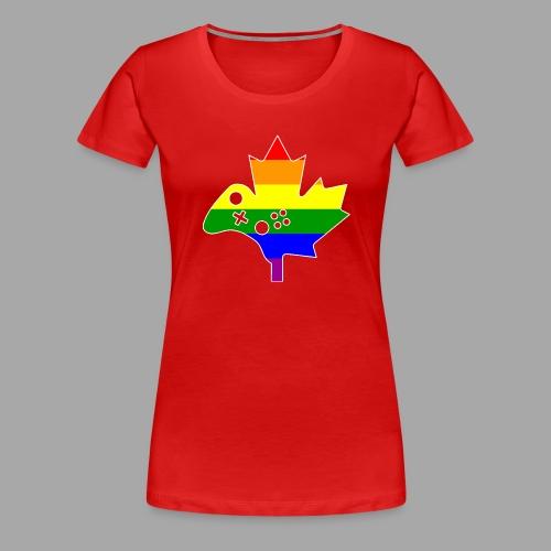 Women's XPCA Pride Premium Tee - Women's Premium T-Shirt