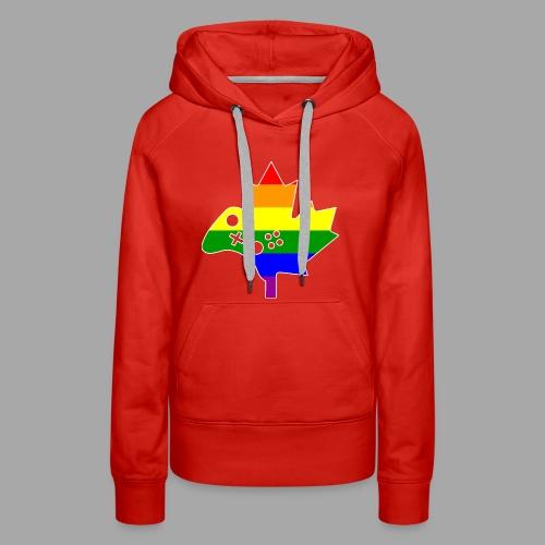 Women's XPCA Pride Hoodie - Women's Premium Hoodie