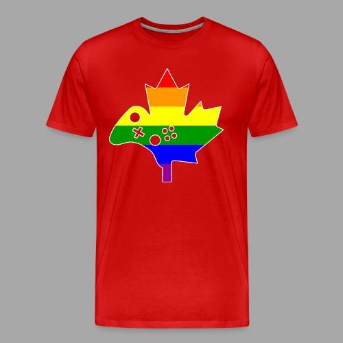 Men's XPCA Pride Premium Tee - Men's Premium T-Shirt