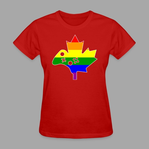 Women's XPCA Pride Tee - Women's T-Shirt