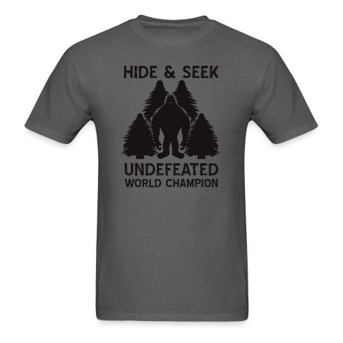 Hide & Seek World Champ (men) - Men's T-Shirt