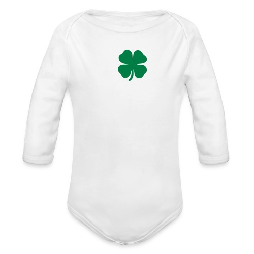 Items - Organic Long Sleeve Baby Bodysuit
