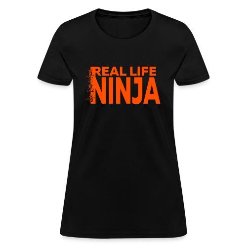 RLN Season 11 Women's Black T-Shirt - Women's T-Shirt
