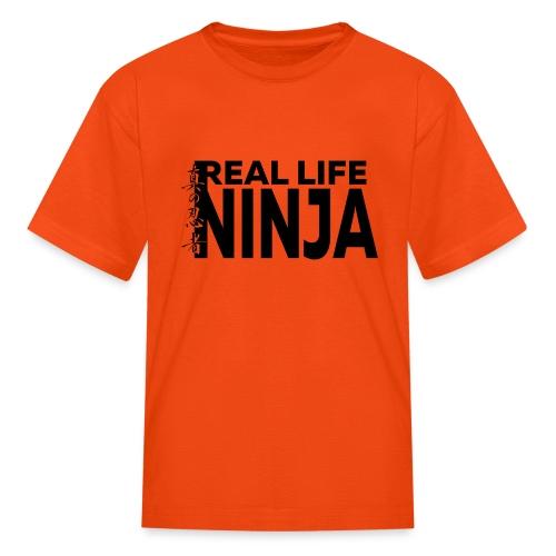 RLN Season 11 Kid's Orange T-Shirt - Kids' T-Shirt