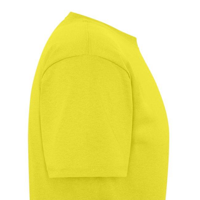 'BOAT' yellow T-shirt