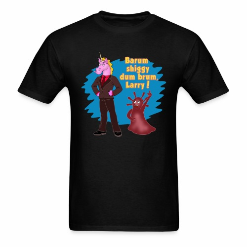 Food Fight - Men's T-Shirt