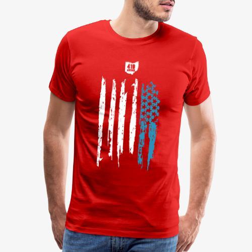 STARS & STRIPES II - Men's Premium T-Shirt