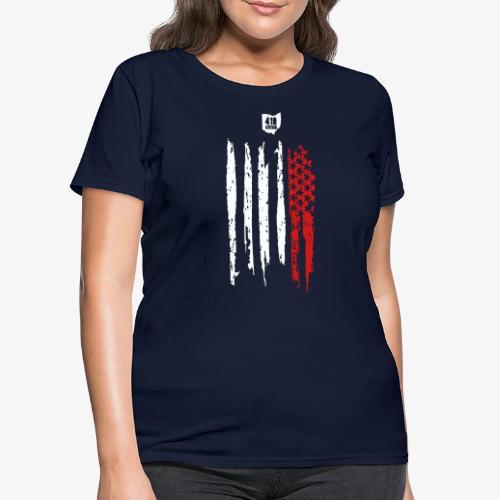 STARS & STRIPES WM - Women's T-Shirt