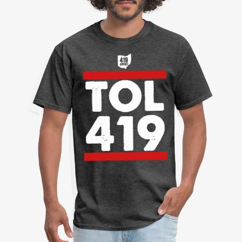 TOL (RUN Style) Tee - Men's T-Shirt