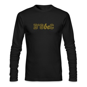 Men's Long Sleeve T-Shirt by Next Level - mens shirt,mens long sleeve,mens clothing,long sleeve,craze,bs be c,bitches be craze,bitches