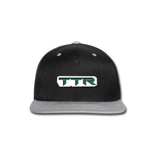TTR Hat - Snap-back Baseball Cap