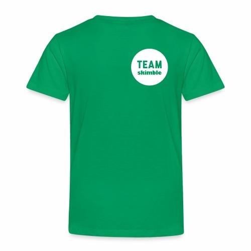 Namaste Llama - Toddler Premium T-Shirt