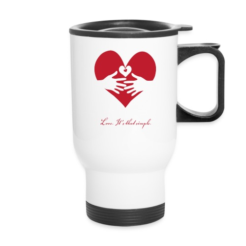 Love - Travel Mug