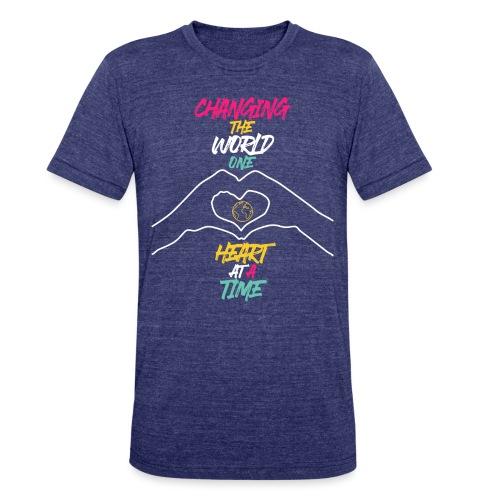 Changing the World - Unisex Tri-Blend T-Shirt