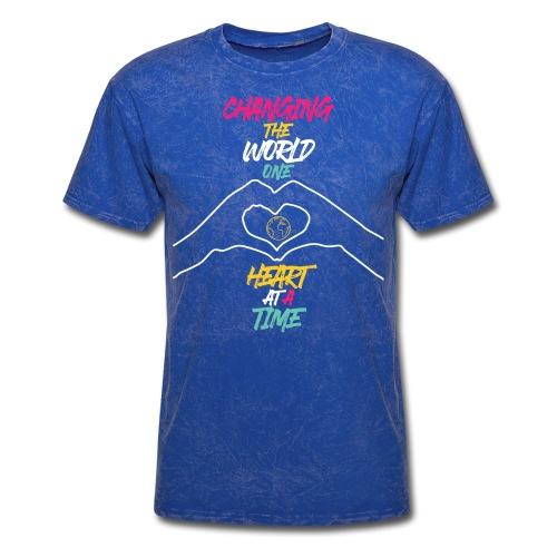 Changing the World - Men's T-Shirt