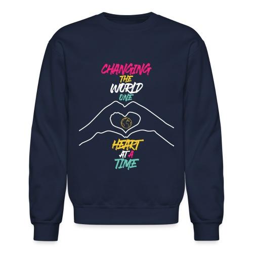 Changing the World - Crewneck Sweatshirt