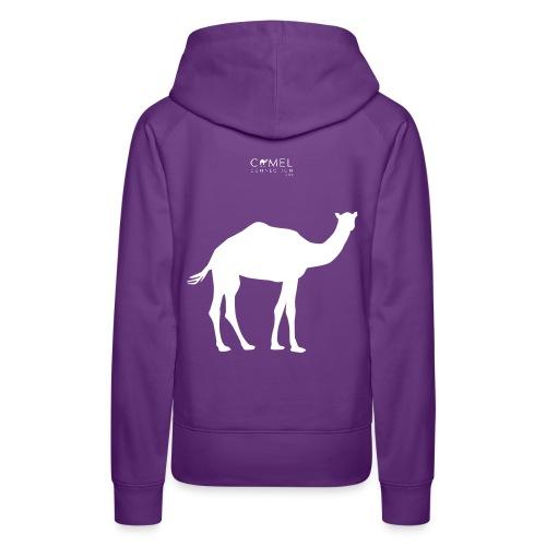 Women's Camel Connection Hoodie - Women's Premium Hoodie