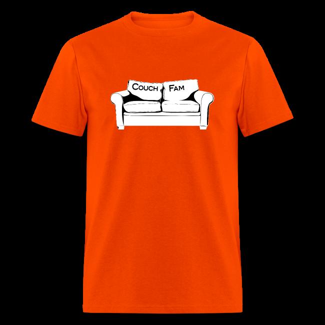 Couch Fam Orange T-Shirt