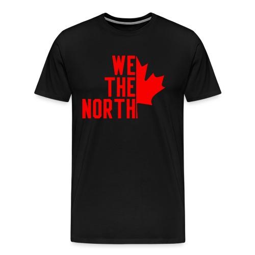 We The North Red - Men's Premium T-Shirt