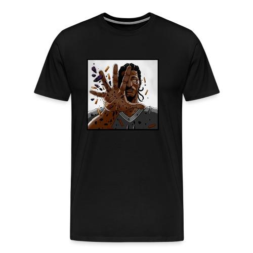 Kawhi Claw Comic Book Tee - Men's Premium T-Shirt