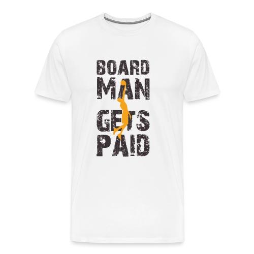 Kawhi Board Man 2 - Men's Premium T-Shirt