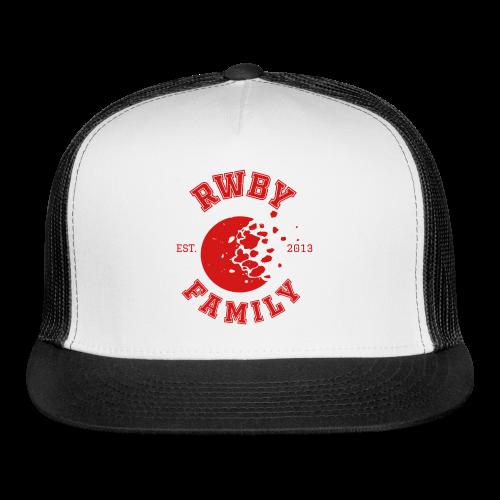 RWBY Family Varsity Moon Trucker Hat - Trucker Cap