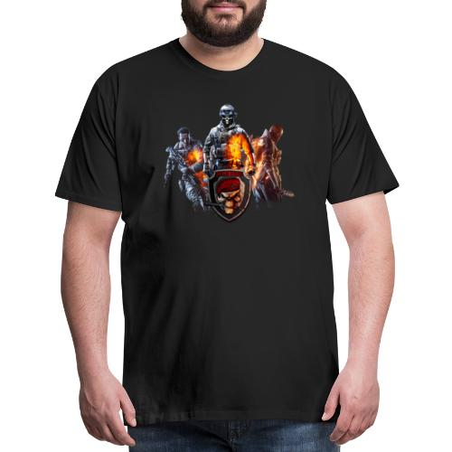 The Battlefield - Men's Premium T-Shirt