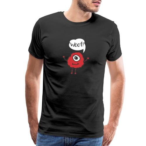 Fur Monster  - Men's Premium T-Shirt