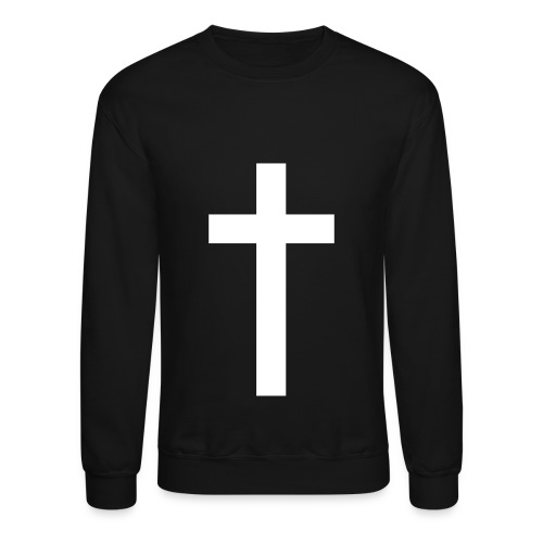 Cross - Crewneck Sweatshirt
