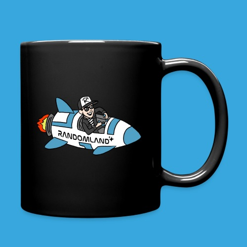 Randomland ROCKET! (MUG) - Full Color Mug