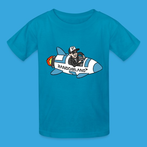 Randomland ROCKET! (Kids) - Kids' T-Shirt