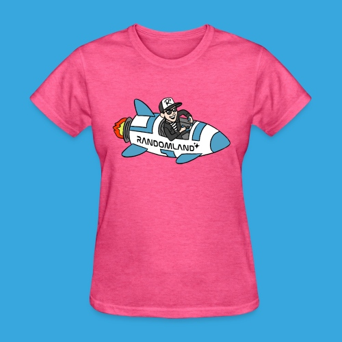 Randomland ROCKET! (Women's T) - Women's T-Shirt