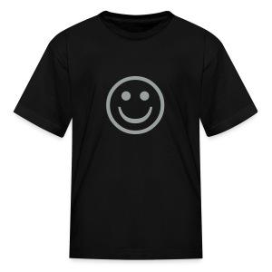 Happy Face - Kids' T-Shirt