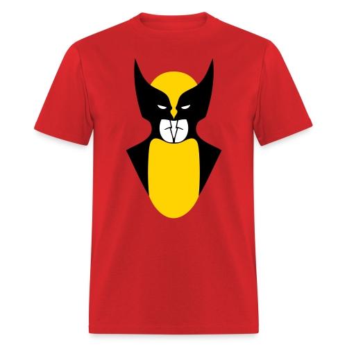 Batmen or Wolverine Men's Standard Weight T-Shirt - Men's T-Shirt