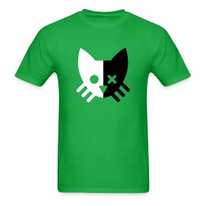Schrödinger's Cat Men's Standard Weight T-Shirt - Men's T-Shirt