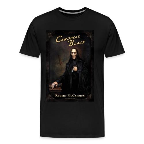 CARDINAL BLACK Men's T - Men's Premium T-Shirt