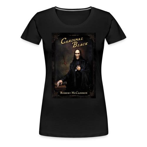 CARDINAL BLACK Women's T - Women's Premium T-Shirt